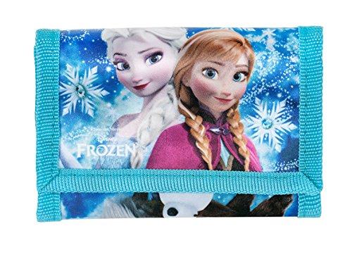 Frozen d96023 mc portafoglio da viaggio, 11 cm, multicolore
