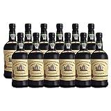 Portwein Real Companhia Velha Fundador - Dessertwein- 12 Flaschen