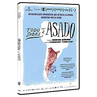 Todo sobre el asado (TODO SOBRE EL ASADO, Spanien Import, siehe Details für Sprachen)