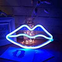 Lightning Neon Signs LED Hello Shape Neon Lip Shape Neon Dolphin Shape Neon Rainbow LED Neon Love in Heart Neon