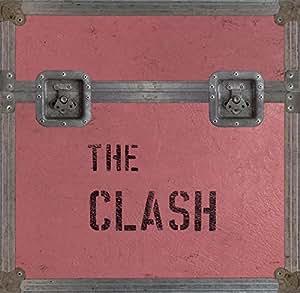 The Clash 5 Studio Album CD Set