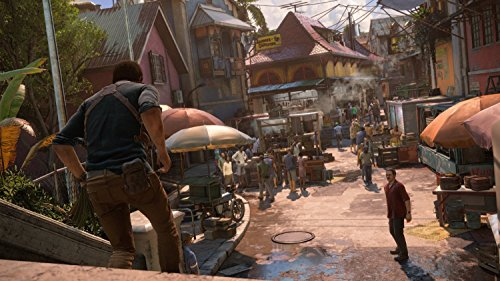 Uncharted 4: A Thief's End [PlayStation 4] - 10