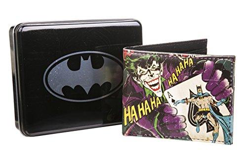 DC Comics–Batman Cartera en lata