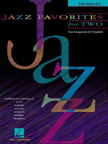 Jazz Favorites for Two Heften Tube