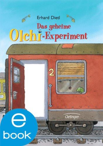 Das geheime Olchi-Experiment (Die Olchis)