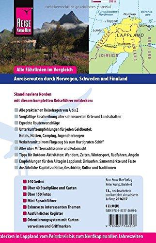 Reise Know-How Skandinavien - Der Norden: Reiseführer für individuelles Entdecken: Alle Infos bei Amazon