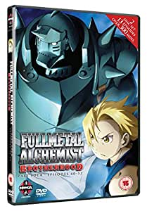Fullmetal Alchemist Brotherhood Vol.4 [DVD]