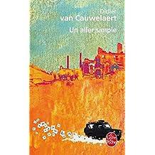 Un aller simple: Französische Lektüre für die Oberstufe. Buch mit Vokabelbeilage