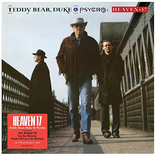 Teddy Bear, Duke and Psycho - Vinyl LP