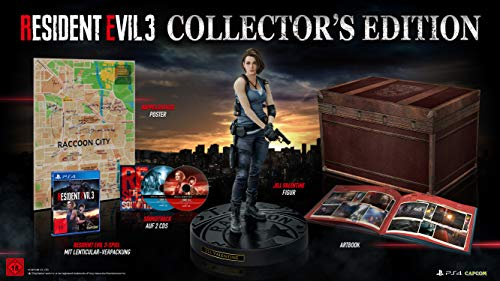 Resident Evil 3 - Collectors Edition [Playstation 4]