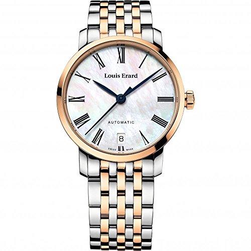Louis Erard Excellence Exclusive Reloj de mujer automático 68235AB04.BMA54