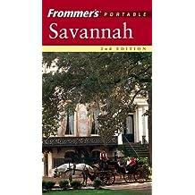 Frommer's Portable Savannah