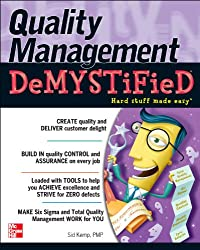 Quality Management Demystified