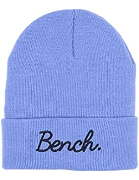 Bench Turn Up Beanie, Sombrero para Niñas