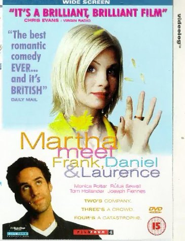 Martha Meet Frank, Daniel & Laurence [UK Import]