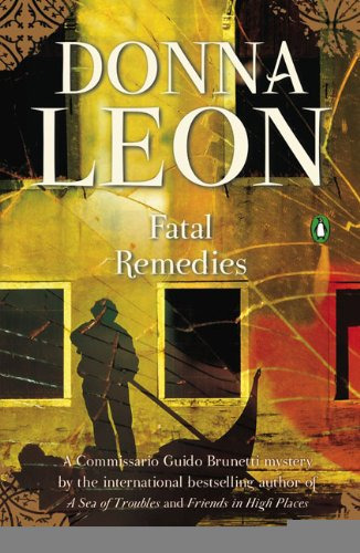Book cover for Fatal Remedies