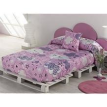 Sansa - Edredón ajustable NUBE cama 90