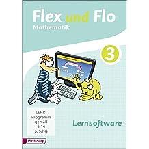 Flex und Flo - Ausgabe 2014: Lernsoftware 3: Einzelplatzlizenz