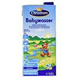 Christinen Babywasser (1 x 1.00 l)