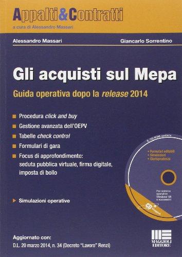 Gli acquisti sul MEPA. Con CD-ROM
