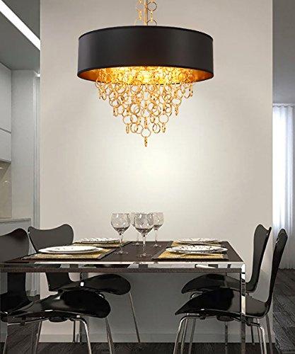 Lampadari a soffitto postmoderno ferrostoffa luce for Lampadari per studio