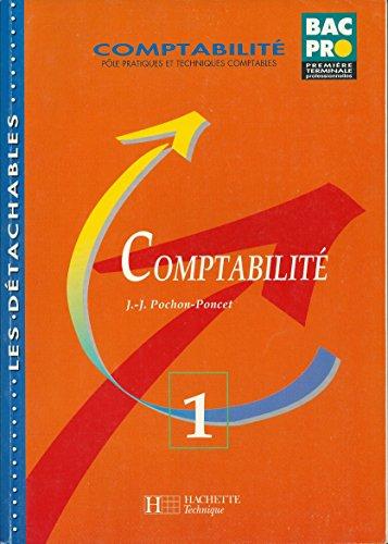 Comptabilité 1ere pro, élève