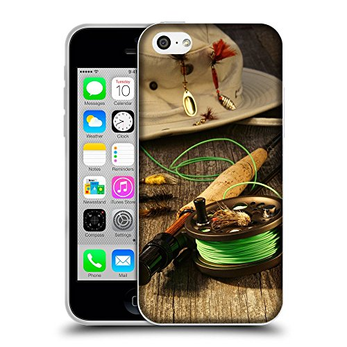 super-galaxy-tpu-gel-funda-carcasa-tapa-case-cover-para-v00002599-bobina-di-pesca-e-cappello-apple-i