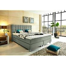 suchergebnis auf f r boxspringbett rockstar le. Black Bedroom Furniture Sets. Home Design Ideas