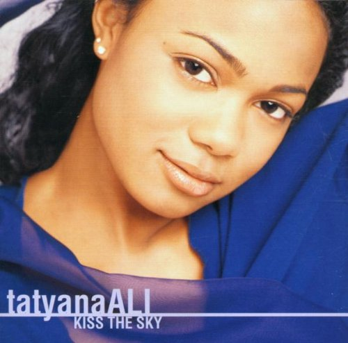 Tatyana Ali: Kiss the Sky (Incl.Bonustrack) (Audio CD)