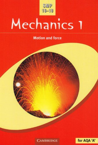Mechanics 1 (School Mathematics Project 16-19)