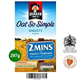 Quaker Oats - Oat So Simple - Variety - 297g
