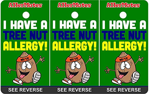 personalised-i-have-a-tree-nut-allergy-bag-tag-key-fob