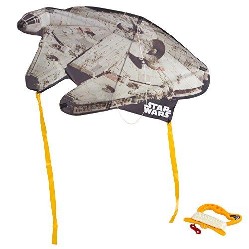 Eolo -  Cometa Star Wars con mando (Colorbaby Eolo 43151)