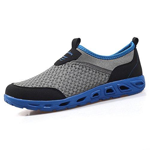 femmes respirant chaussures de maille/Souliers de plage de couple/Les chaussures de femmes maille légère/chaussures de net pour un coupe H