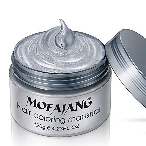Armbanduhren Räumungsverkauf,2017 DIY Hair Clay Wax Mud Dye Creme Grandma Hair Ash Dye Temporäre 7...