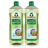 2x Frosch Essig Reiniger 1 Liter
