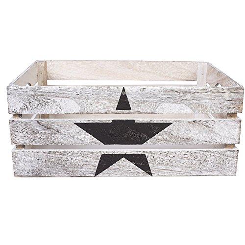 Star Paint Wooden...