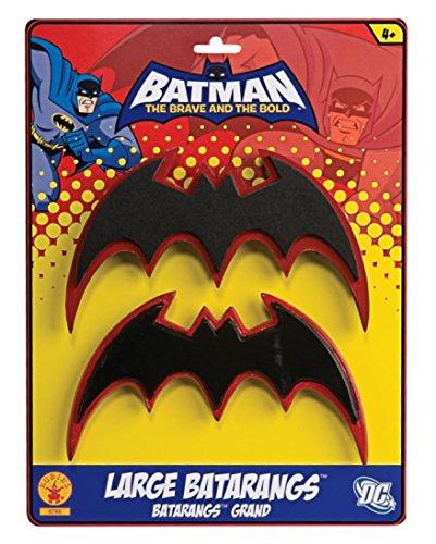 Rubie's Batarangs Batman The Brave und The Bold