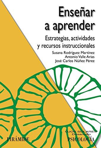Enseñar a aprender (Ojos Solares) por Susana Rodríguez Martínez