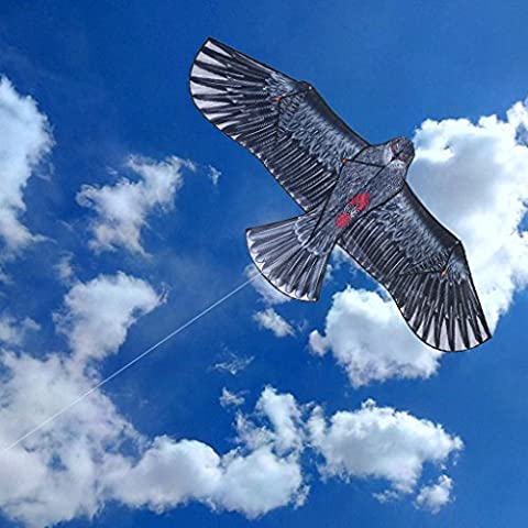 dairyshop Fun Sport 1,5/Gartenbank Flying Eagle Kite Outdoor Kinder Spielzeug Neuheit Tier Kites 2#