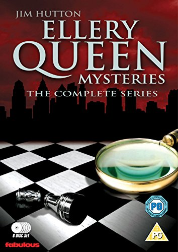 Ellery Queen Mysteries - Complete Series [DVD] [UK Import]