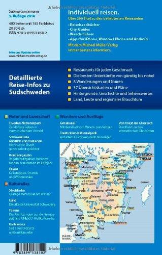 Südschweden inkl. Stockholm: Reiseführer mit vielen praktischen Tipps.: Alle Infos bei Amazon
