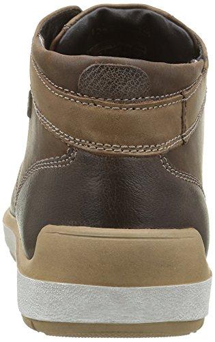Josef Seibel Herren Rudi 33 Desert Boots Braun (ESPRESSO/KOMBI 636)