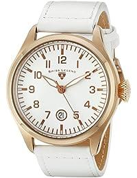 SWISS LEGEND 30331-RG-02-WS - Reloj para hombres, correa de cuero