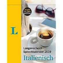 Langenscheidt Sprachkalender 2019 Italienisch - Abreißkalender