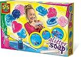 SES-Creative- creatività Hobby Giochi Istruttivo ed educativo Moda Bagno e Doccia Set per Creare i Tuoi Saponi per Bambini, Colore, 910
