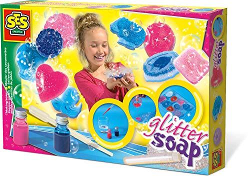 SES Creative 00910 Creative 00910-Seifen gießen (Sachen Für Geburtstag Mädchen)