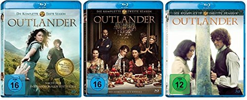 Preisvergleich Produktbild Outlander Staffel 1-3 (1+2+3) [Blu-ray Set]