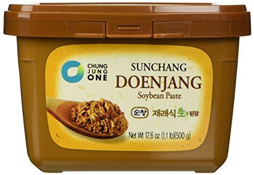 Sojabohnenpaste Deonjang