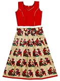 Best Girl Clothes - J.AnanD Baby Girl's Cotton Silk Lehenga Choli Review